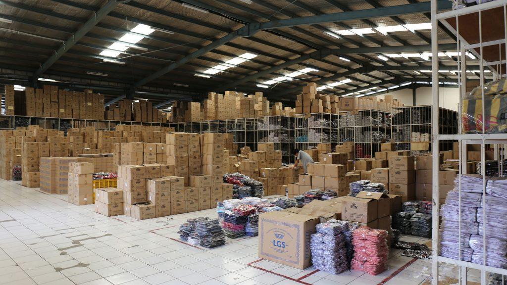 Finishing Warehouse